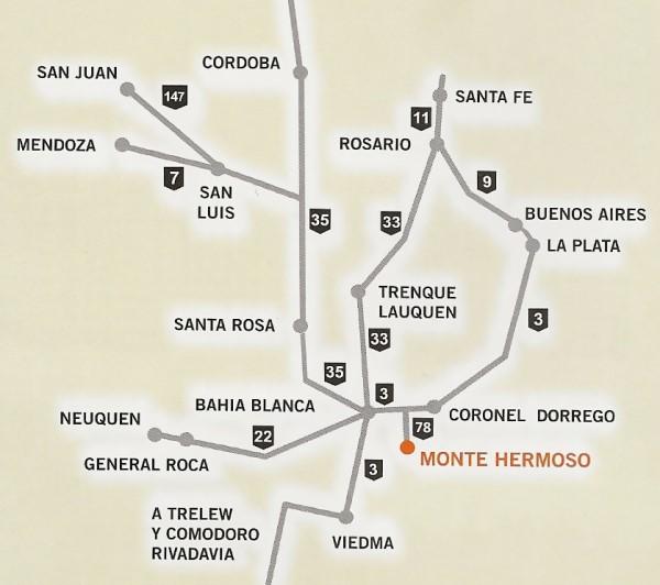 Windguru Monte Hermoso Newhairstylesformen2014 Com